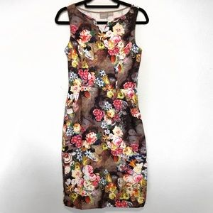 Eshakti Custom Floral Dress